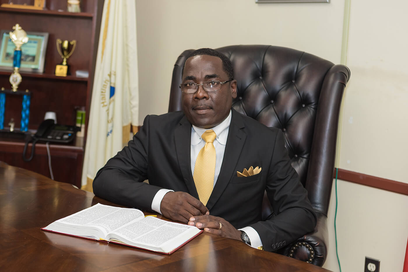 Rev. Jean Eddy Jacob – L'argent n'est pas la réponse – 1ère partie-Dimanche 7 Mars 2021